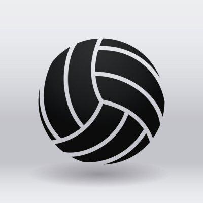 Póster Diseño de los deportes, ilustración vectorial.