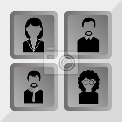 Diseño de perfil de personas