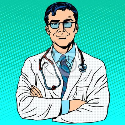 Doctor terapeuta medicina y salud
