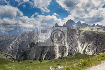 Dolomitas, Alpes, Italia.