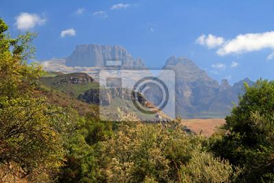 Drakensberg Sphinx 'paseo