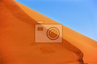 Dunas del desierto de Namib, Sossusvlei, Namibia, África del Sur