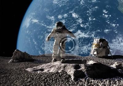 El astronauta