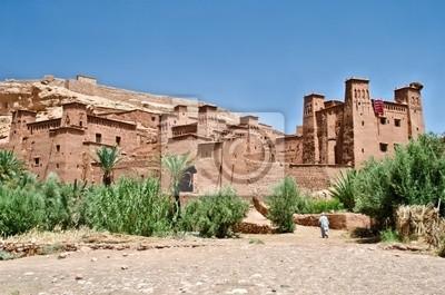 El Fuerte de Ait Ben Haddou, Marruecos