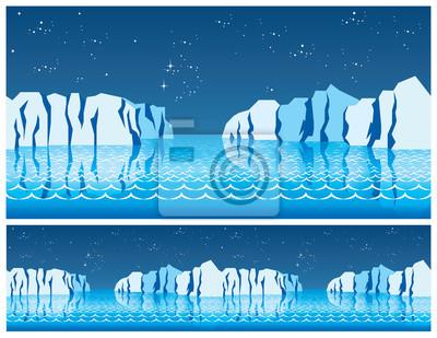 el hielo polar