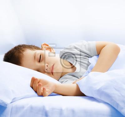 El niño duerme