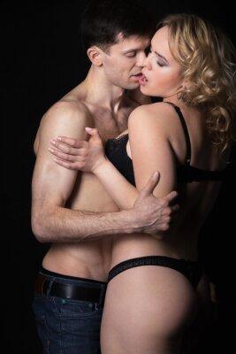 Póster El placer sensual