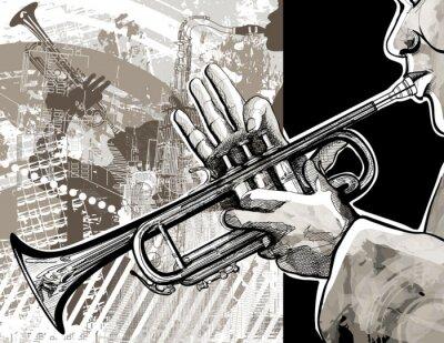 Póster El trompetista
