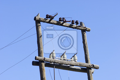 Póster Electricidad