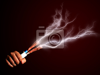 Póster Electricidad.