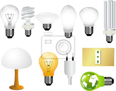 Póster Elettricità