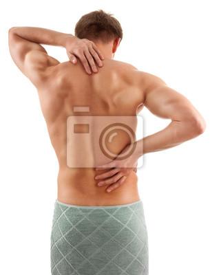 Póster espalda