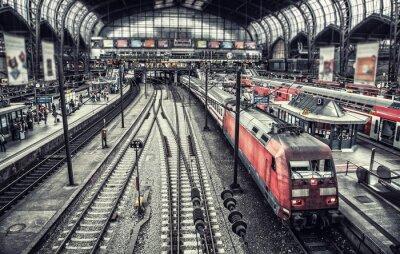 Póster estación