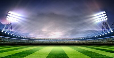 Póster Estadio