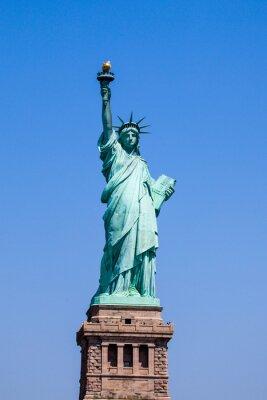 Póster Estatua de la Libertad