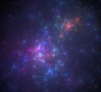 Póster Estrellas de la prolongación