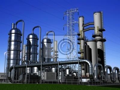 Estructura industrial