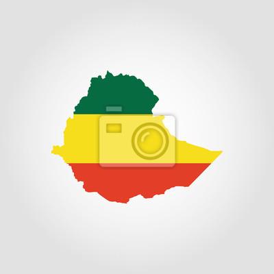 Póster Etiopía