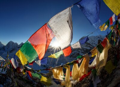 Póster Everest Base camp, Nepal