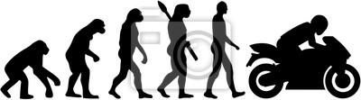 Evolución de la moto