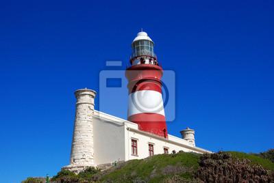 Faro de Cabo Agulhas (Sudáfrica): El poin austral