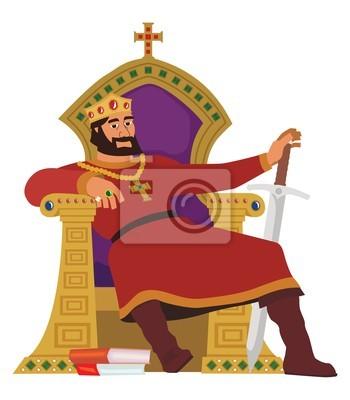 FELIZ KING EN BLANCO