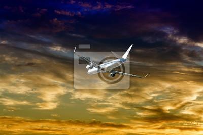 Flight training aircraft