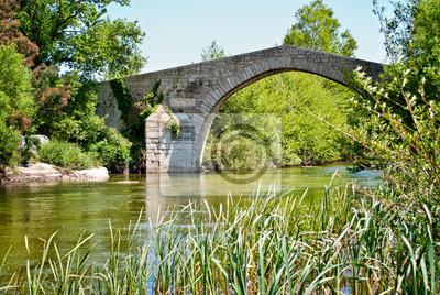 Francia, Córcega, el puente viejo