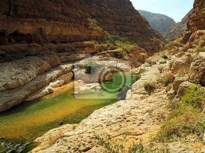 Fundas Wadi, Omán