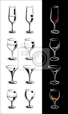 gafas estilizadas