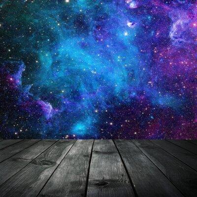 Póster galaxia