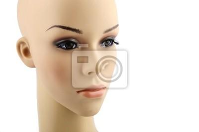 Póster głowa