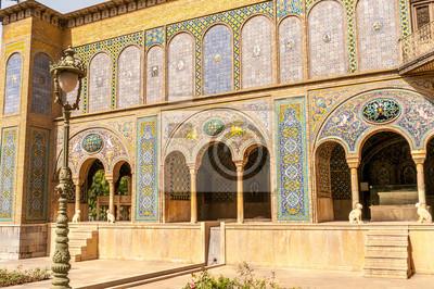 Golestan Palace - Teherán