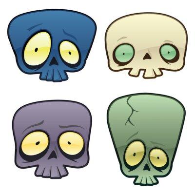 Goofy Skulls