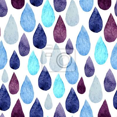 Gotas azules