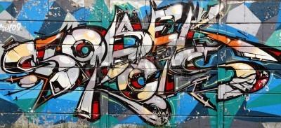 Póster graffiti art in novi sad serbia 8
