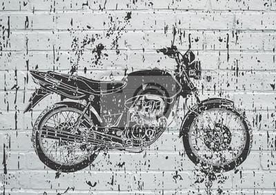 grunge moto