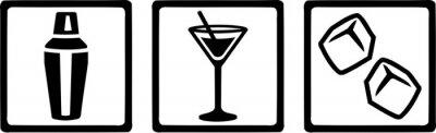 Herramientas Bartender Barman Tripple