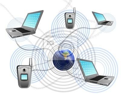herramientas de la red de comunicaciones