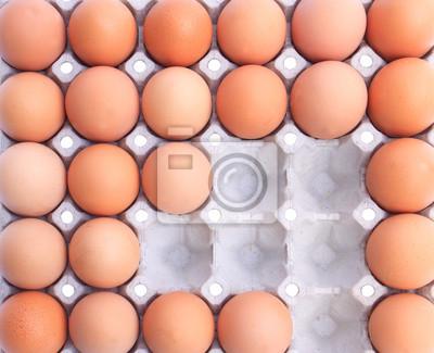huevos en envases