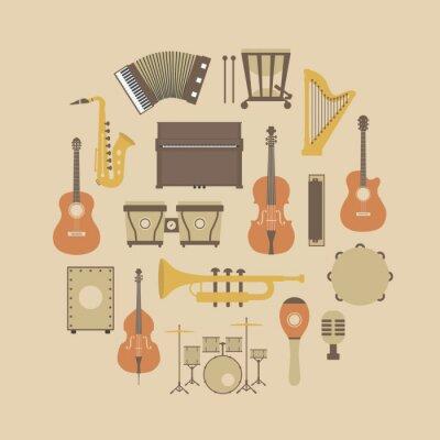 Póster icono del instrumento