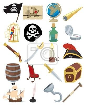 iconos piratas