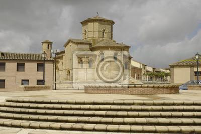 Iglesia de San Martín, en las afueras