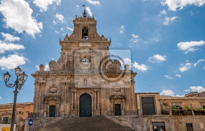 Iglesia en Palazzolo Acreide