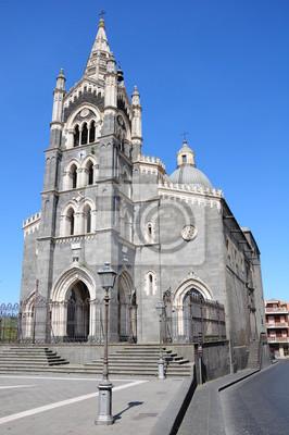 Iglesia en Randazzo. Sicilia.