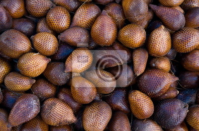 Indonesia. frutas exóticas