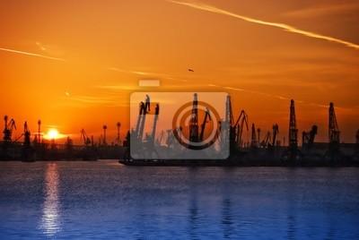 Industria de la puesta del sol 2