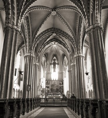 Póster Inner City Parish Church en Budapest