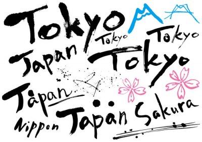 Póster japan_mojisozai