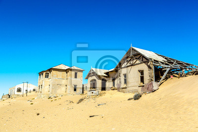 Kolmanskop Ghost City, Namibia, África